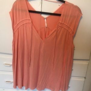 Free People Soft Flowy Top